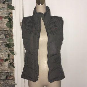 Hollister Puffer Women's Vest